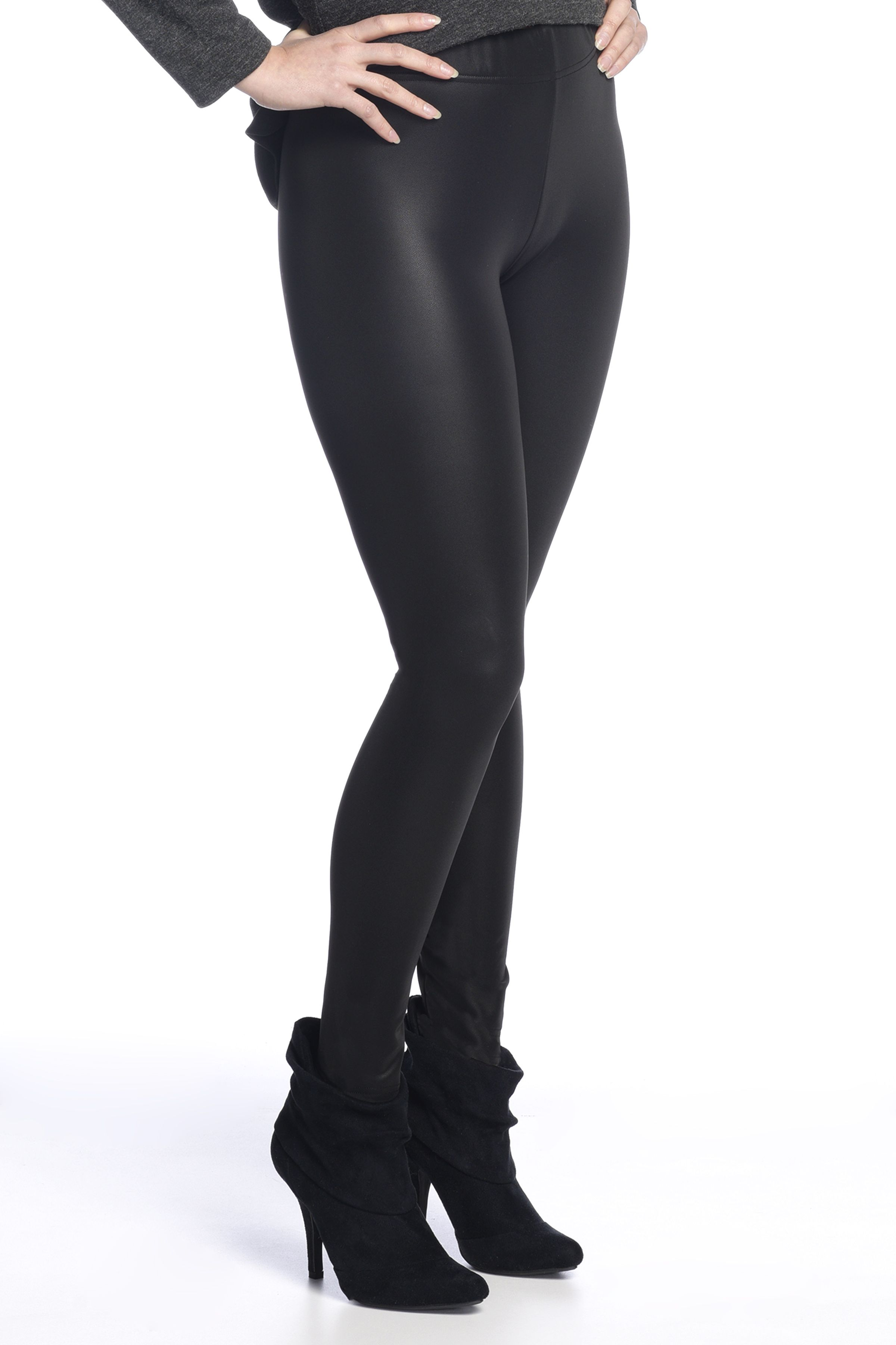 top-rated fashion great quality double coupon High-Waisted Liquid Legging